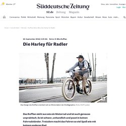 Ruffian Retro-Bike: Die Harley für Radler - Auto & Mobil - SZ.de