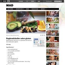 Rugbrødsboller uden gluten - dr.dk/Mad