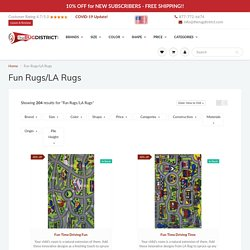 Buy Kids Area Rugs Online at Discounted Prices
