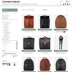 Cowboysbag Premium Leather Goods