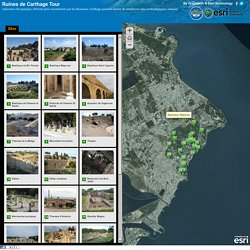 Ruines de Carthage (Cool Map Apps) - History