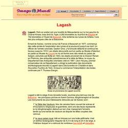 Ruines de Lagash (Tello)..