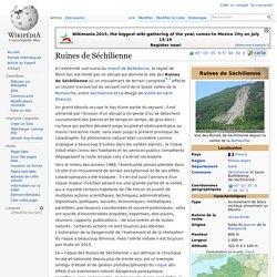 Ruines de Séchilienne