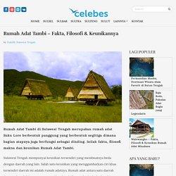 Rumah Adat Tambi – Fakta, Filosofi & Keunikannya