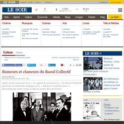 Rumeurs et clameurs du Raoul Collectif