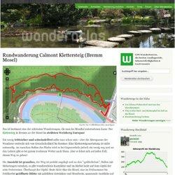 Rundwanderung Calmont Klettersteig (Bremm Mosel)