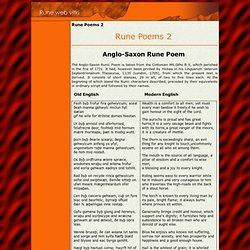 Rune Poems2