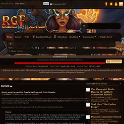 Runic Games Fansite - Home
