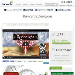 Runicards:Dungeons - Desafios do Deserto