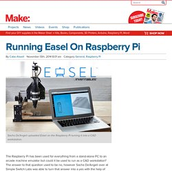 Running Easel On Raspberry Pi