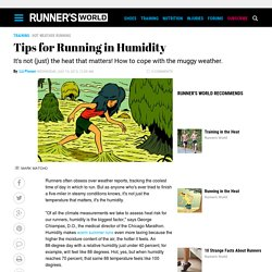 Tips for Running in Humidity