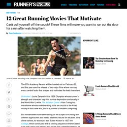 12 Great Running Movies That Motivate