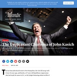 Is John Kasich Running for President?