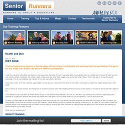 Senior Running, Runners, Fitness Running, Running Training