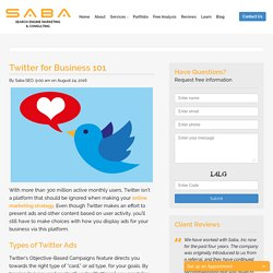 The Basics of Running Twitter Ads for Your Business