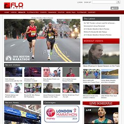 Running Videos, Running Races and Track and Field Videos : Flotrack - Track is Back - Flotrack