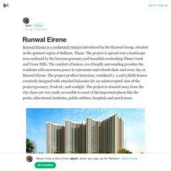 Runwal Eirene – ajeet – Medium