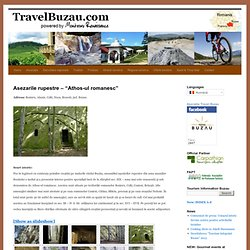 Asezari rupestre – Athos romanesc – Travel Buzau – turism, ghid turistic Buzau, Muntii Buzaului, Colti, Alunis, Nuca, Bozioru, Braesti, chilii rupestre, fundul pesterii
