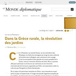 Grèce rurale, la révolution des jardins