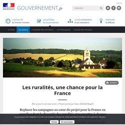 Les ruralités, une chance pour la France