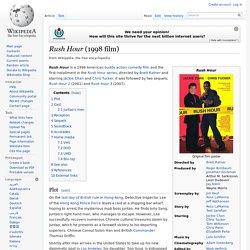 Rush Hour (1998 film)