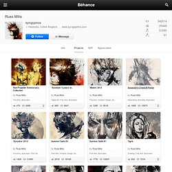 Russ Mills on Behance