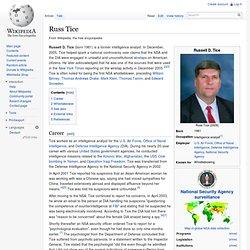Russ Tice