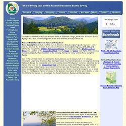 Russell Brasstown Scenic Driving Tour