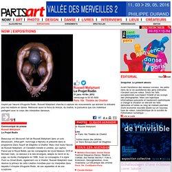 Paris 16e. Théâtre de Chaillot