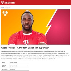 Andre Russell - Career Stats