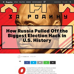 Russia DNC Hack - Proof Russia Was Behind the DNC Email Hack