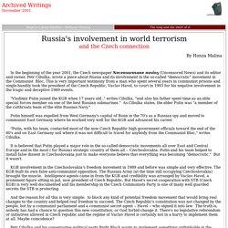 Russia's Role