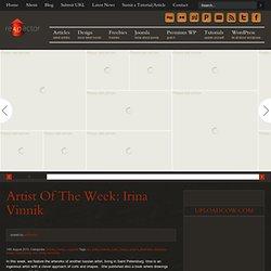 Artist of the week: Irina Vinnik