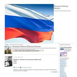 Russian Rulers