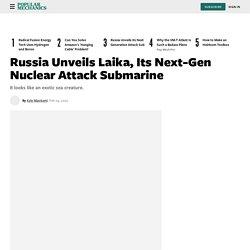Russian Submarine Nuclear - Russian Submarine Laika