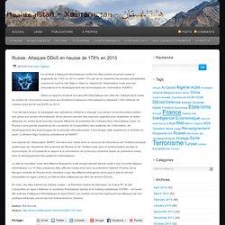 Russie: Attaques DDoS en hausse de 178% en 2013 - Hashtagistan