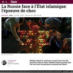 La Russie face à l'État islamique: l'épreuve de choc
