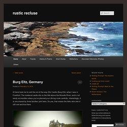 rustic recluse