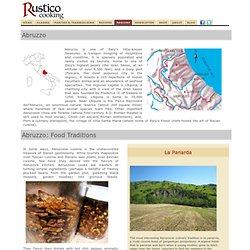 Rustico Cooking - Abruzzo