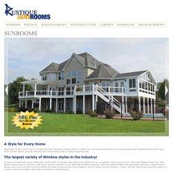 Rustique Sunrooms - Sunrooms - Gabled - 2 Story - Pergolas - Screened Porches - Carports - Missouri