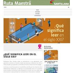 Ruta Maestra Santillana