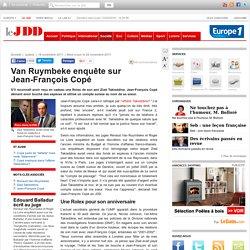 Ziad Takieddine aurait versé des fonds en espèces à Jean-François Copé