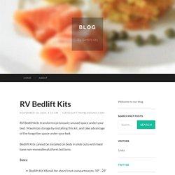 RV Bedlift Kits