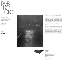 RVB BOOKS