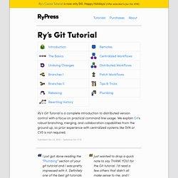 Ry's Git Tutorial - RyPress