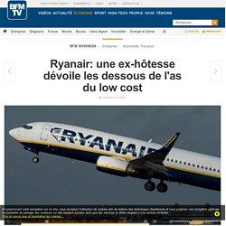 Ryanair: une ex-hôtesse dévoile les dessous de l'as du low cost