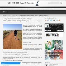 Rythme de marche et rythme de vie Le blog des Rapports Humains