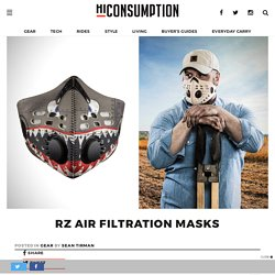 RZ Air Filtration Masks