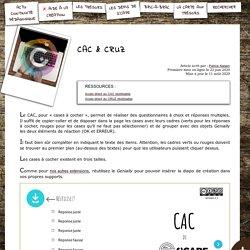 S'CAPE-CAC & CRUZ