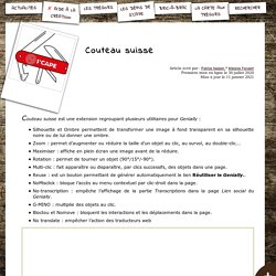 S'CAPE-Couteau suisse